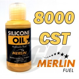 Merlin Differential Oil 8000 CST 80ML