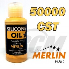 Merlin Differential Oil 50000 CST 80ML