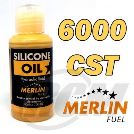 Merlin Differential Oil 6000 CST 80ML