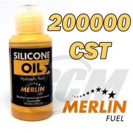 Merlin Differential Oil 200000 CST 80ML
