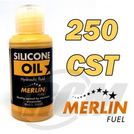 Merlin Shock Absorber oil 250 CST 80ML