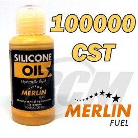 Merlin Differential Oil 100000 CST 80ML