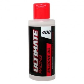 Shock oil 400 CST 60 ML - Ultimate Racing