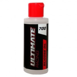 Shock oil 700 CST 60 ML - Ultimate Racing