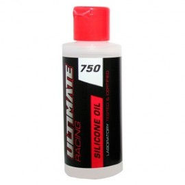 Shock oil 750 CST 60 ML - Ultimate Racing