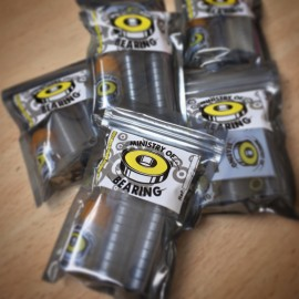 Ball bearing set Intech BR-5 Nitro
