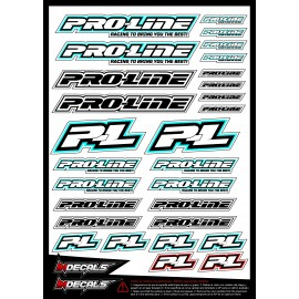 Sticker sheet Proline