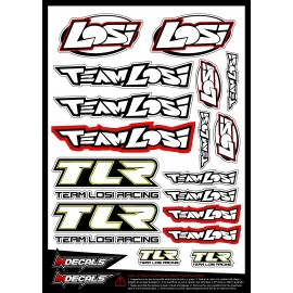 Sticker sheet TLR