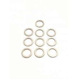 Flywheel washers 7x10x0,3mm...