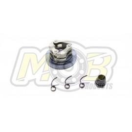 Aluminum Clutch System MOB + clutch springs 1.0 mm