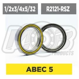 Ball bearing 1/2x3/4x5/32 RSZ