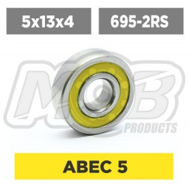 Clutch Ball bearing 5x13x4 2RS