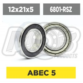 Ball bearing 12x21x5 RSZ -...