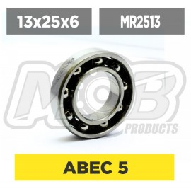 Ball bearing 13x25x6 Rear...