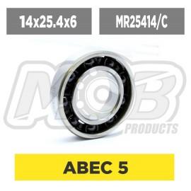 Ball bearing 14x25.4x6 Rear...