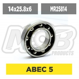 Ball bearing 14x25.8x6 Rear...