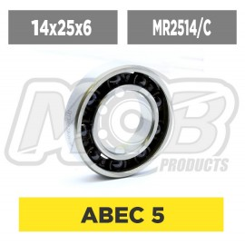 Ball bearing 14x25x6 Rear...