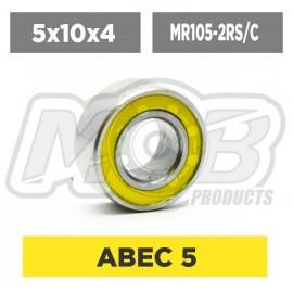 Ball bearing 5x10x4 2RS...