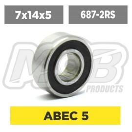 Ball bearings pack 7x14x5...