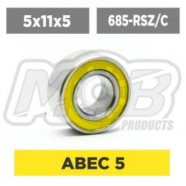 Ball bearing 5x11x5 RSZ...