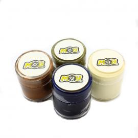 Pack grasas litio 10gr - cobre 10gr - teflon 10gr  - azul 10 gr