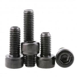 Screw M3x25mm cylindrical head - 10 pcs