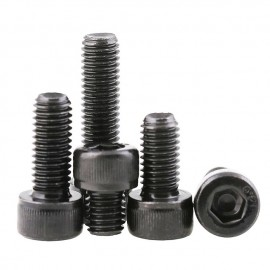 Screw M2x8mm Socket Head - 10 pcs