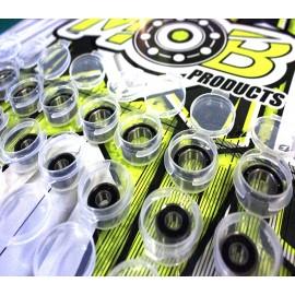 Ball bearing set Novarrosi MEPHISTO.21 ONROAD