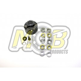 Vented Clutch bell 13T Set MOB
