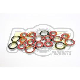 Ballbearing Kit For  Serpent F110 SF4 ceramic