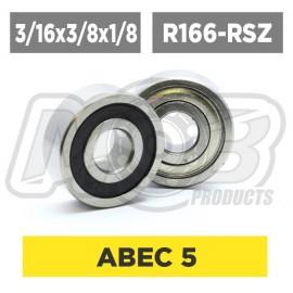 Ball bearing 3/16x3/8x1/8 RSZ - Ministry of Bearing