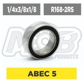 Ball bearing 1/4x3/8x1/8 2RS