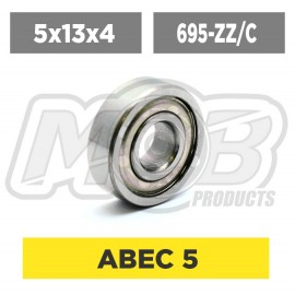 Ball bearing 5x13x4 ZZ Electric Motor Ceramic