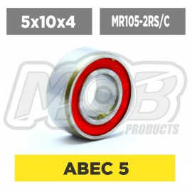 Clutch Ball bearing 5x10x4 2RS Ceramic