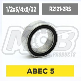Pack de Rodamientos 1/2x3/4x5/32 R2121-2RS - 10 uds.