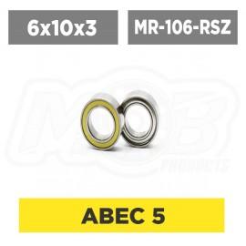 Ball Bearing 6x10x3 RSZ