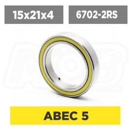 Ball Bearing 15x21x4 2RS