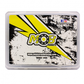 Screw set + Ball bearing set Mugen MBX8 Nitro