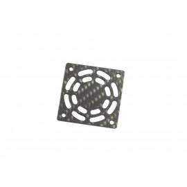 Protector de ventilador carbono 25mm