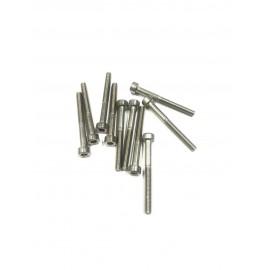 Screws M3x30mm Socket Head - 10 pcs