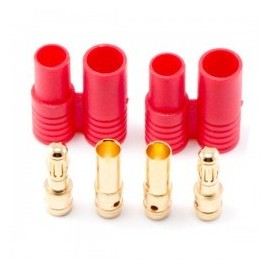 HXT Bullet 3,5 mm connector - pair