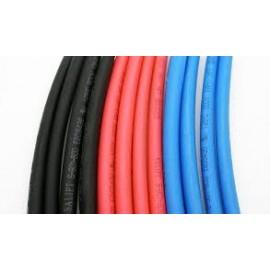 Heat shrink tube 50 cm Red - Black - Blue - 1.0 mm Set